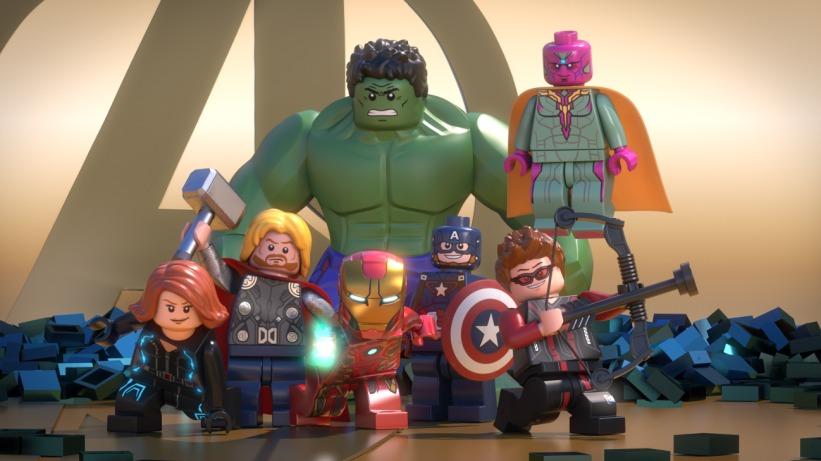 LEGO Marvel Superhéroes: ¡Vengadores reunidos!