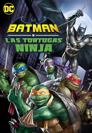 Batman y las Tortugas Ninja