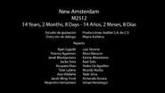 Créditos doblaje New Amsterdam (temp. 2 ep. 12)
