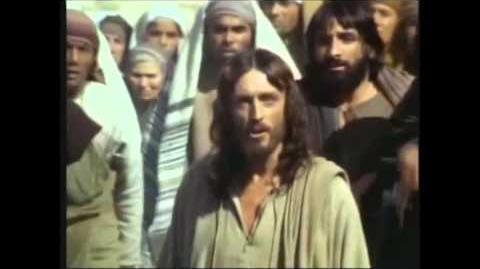 Jesús reprende a los fariseos (Fragmento de la Película Jesús de Nazareth)