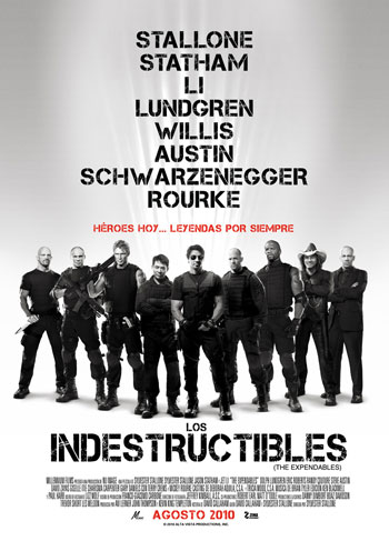Los indestructibles