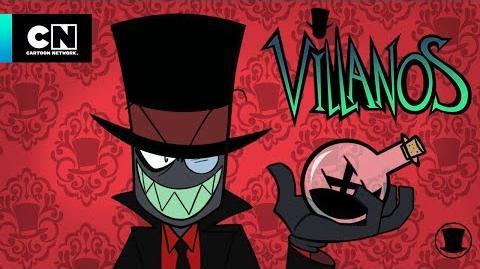 Videos de Orientación para Villanos Los casos perdidos de Saltadilla Villanos Cartoon Netowrk