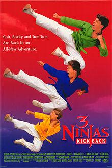 3 ninjas al rescate