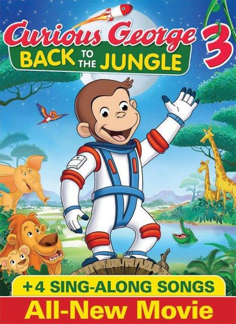 Jorge, el curioso 3: De vuelta a la jungla