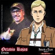 Attack on Titan Las películas (Actores presentados 03)