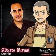 Attack on Titan Las películas (Actores presentados 07)
