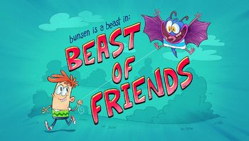 Bestialmente amigos