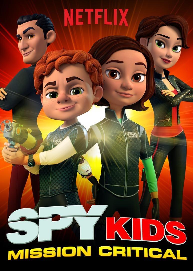 Mini Espías: Misión crucial