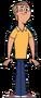 Dwayne Standing Pose