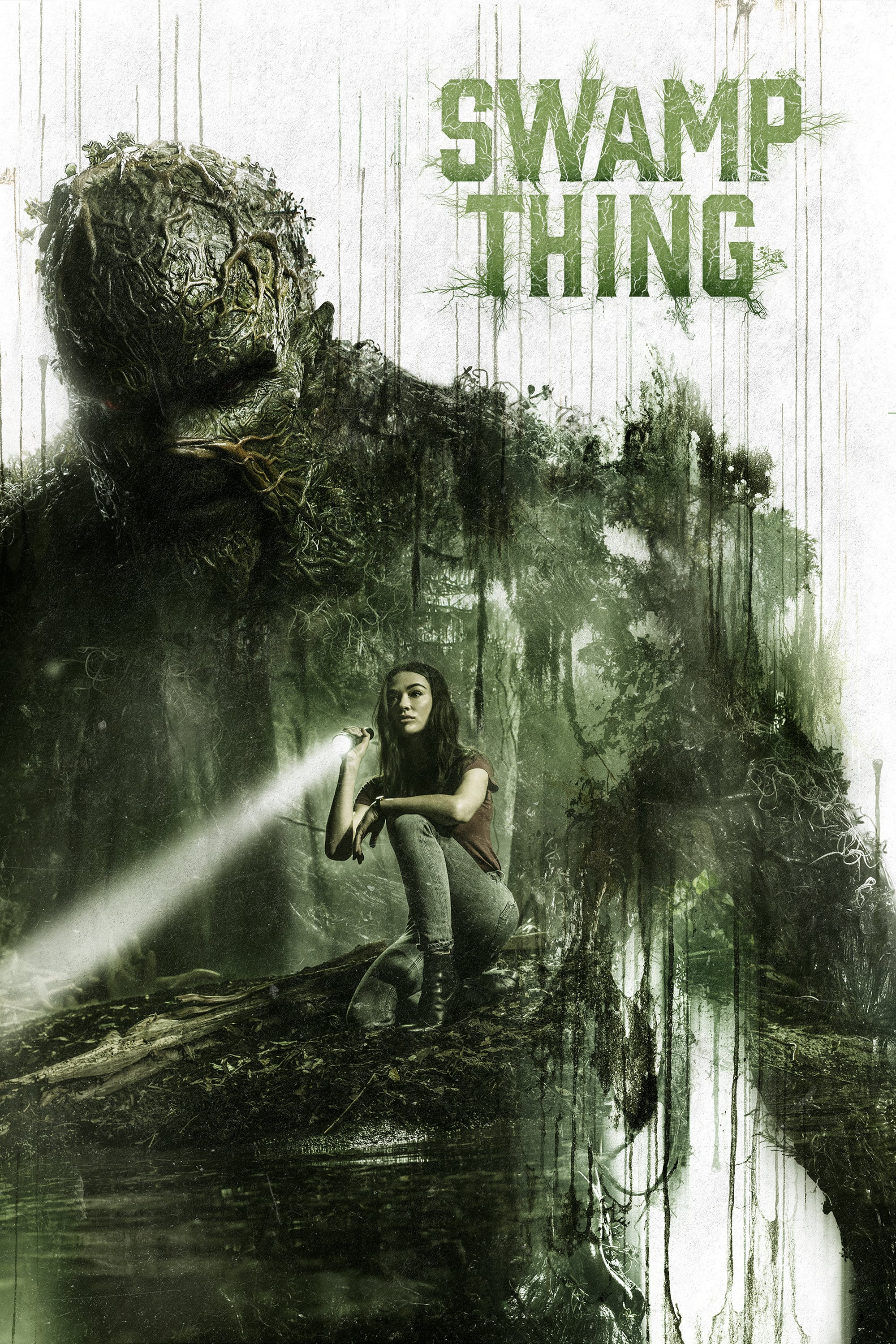 Swamp Thing: La cosa del pantano