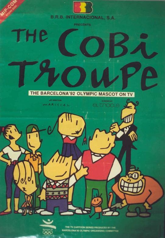 Las aventuras de Cobi