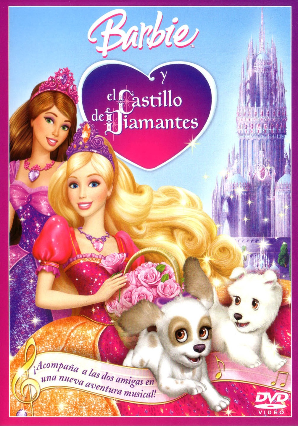 Barbie y el castillo de diamantes
