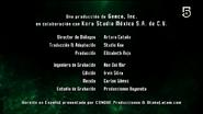 Créditos Doblaje SAO Ep 20 (2)