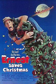 Ernest salva la Navidad