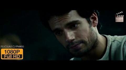 Man Of Steel escena Español Latino Full HD-0
