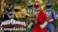 Power Rangers en Español Lucha de RPM Rangers!