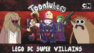 ¿NOS HEMOS CONVERTIDO EN VILLANOS CROSSFITEROS? - LEGO DC Super Villains Toontubers CN