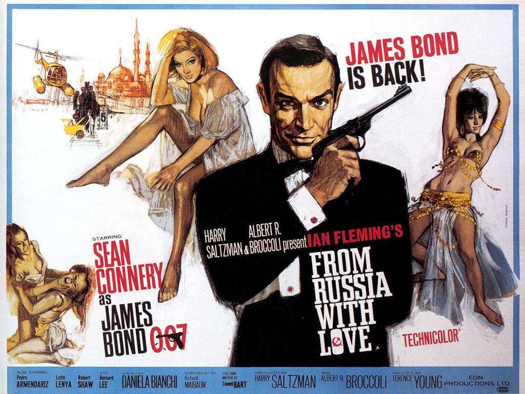 Regreso del agente 007