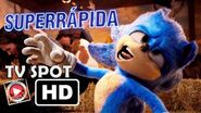"Sonic La Película Tv Spot ""Aventura"" Español Latino-0"