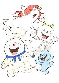 Los tres pequeños fantasmas