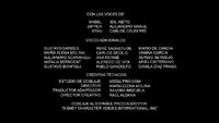 Créditos doblaje Gravity Falls Un verano de misterios (temp. 1) (D+)