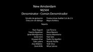 Créditos doblaje New Amsterdam (temp. 2 ep. 4)