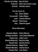 Doblaje Latino de Futurama (6ta Temp. - Cap. 91)