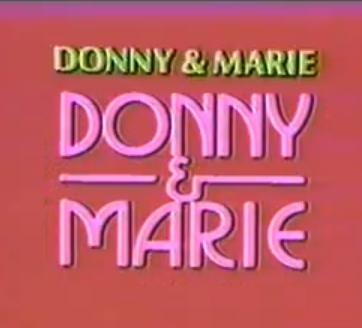 El show de Donny y Marie