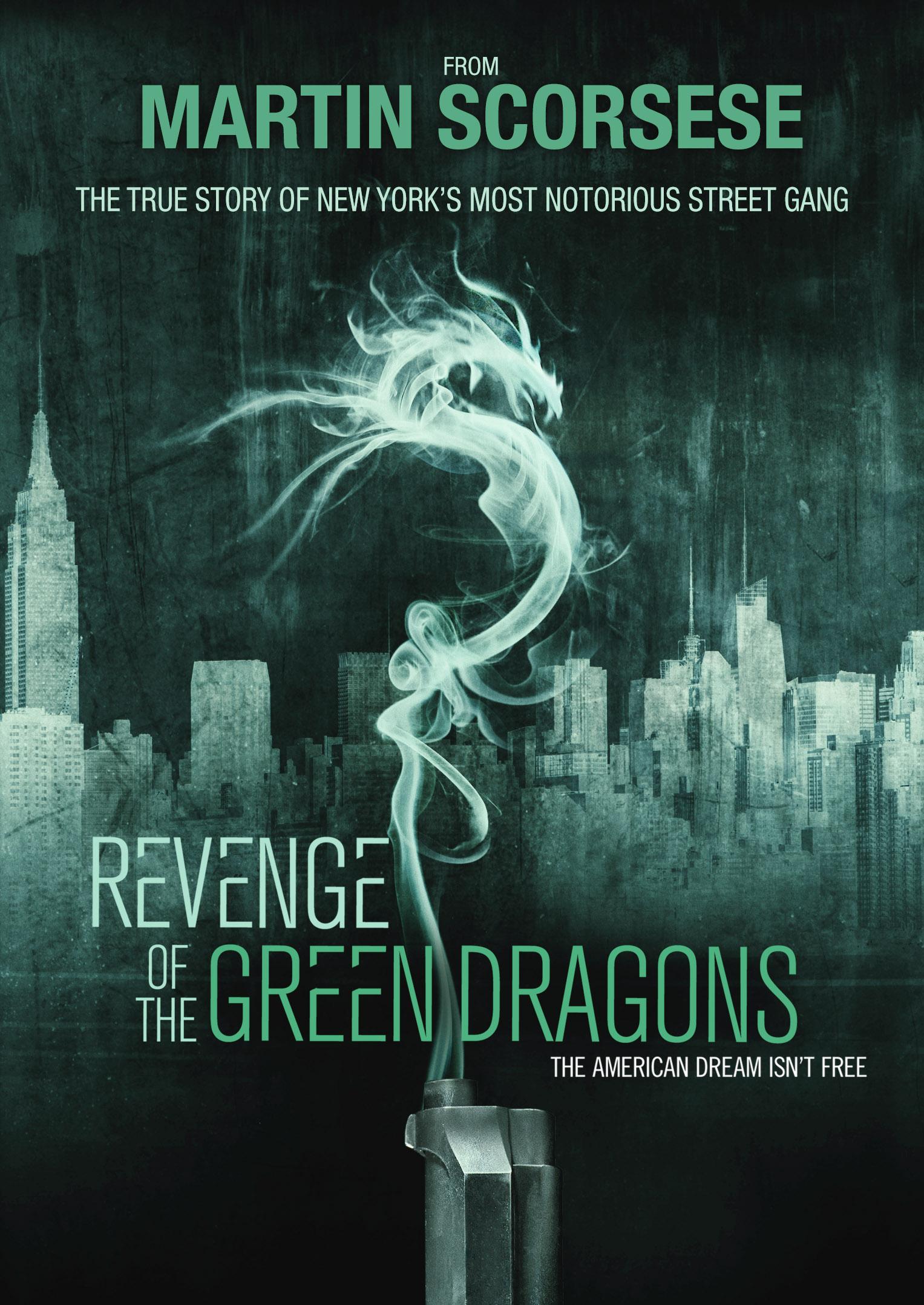 La venganza del dragón (2014)
