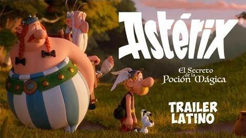 Astérix El secreto de la poción mágica - Doblaje Latino