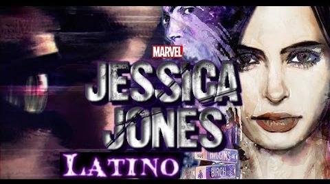 Jessica Jones Tráiler 1 Oficial