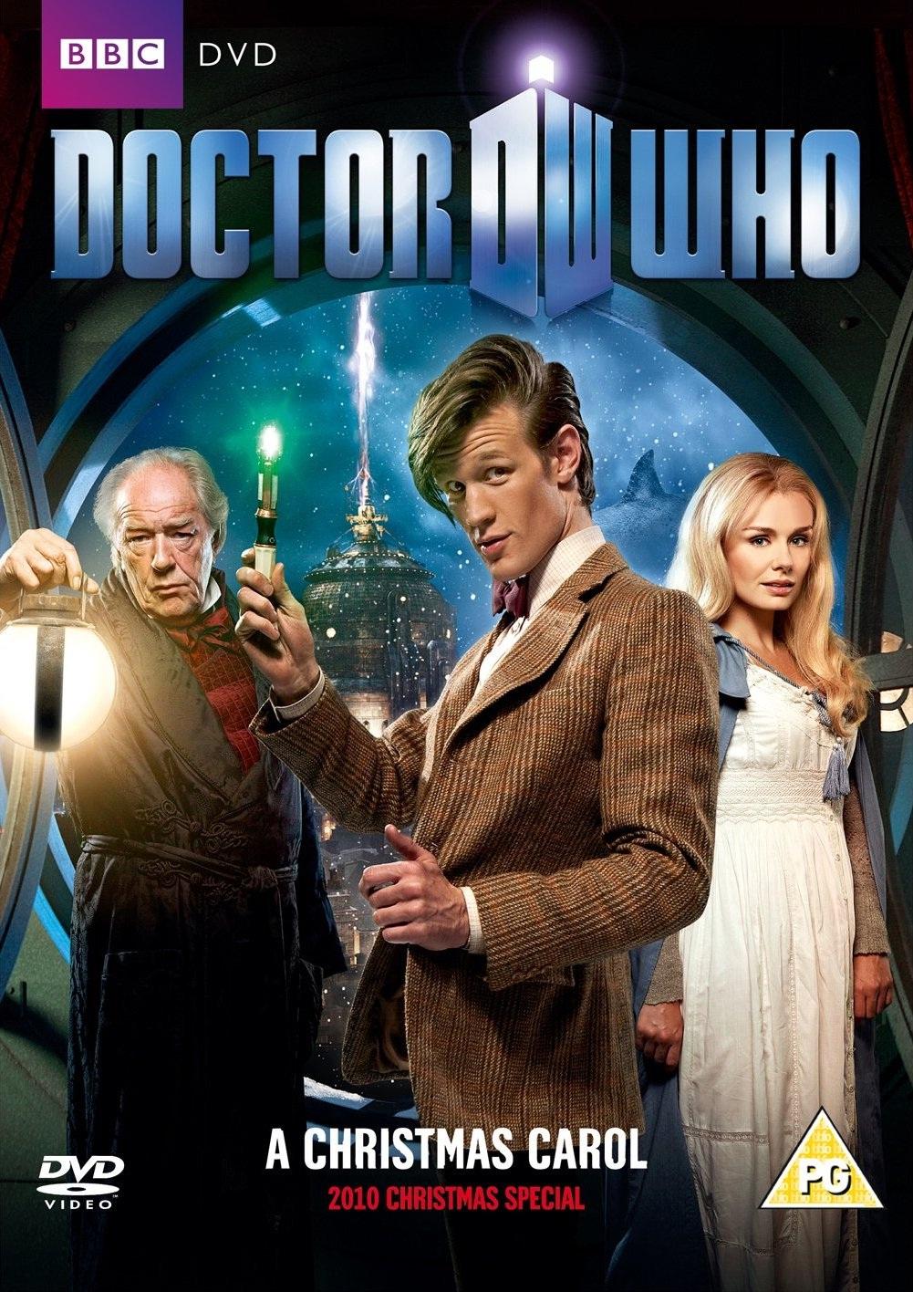 Anexo:Especiales de Doctor Who
