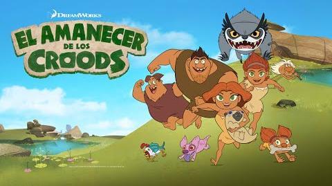El amanecer de los Croods, de DreamWorks Animation