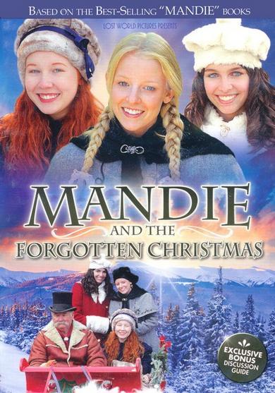 Mandie y la Navidad olvidada