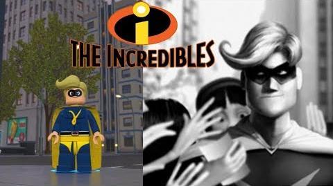 ¡¡DESBLOQUEANDO A GAMMA JACK Y JUEGO LIBRE!! CÓDIGO SECRETO (XBOX ONE) - LEGO LOS INCREÍBLES