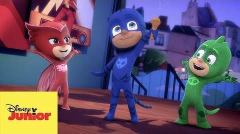 ¡Me Siento Bien! - PJ Masks- Héroes en Pijamas