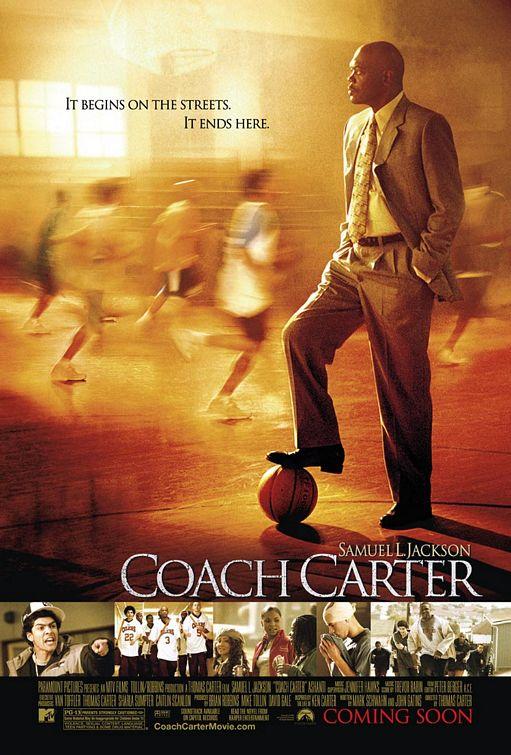 El entrenador Carter