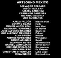 Doblaje Latino de El Escuadrón de Superhéroes