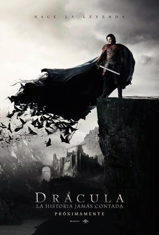 Drácula: La historia jamás contada