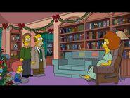 Los Simpson Temporada 32 - Voz de Maude Flanders, Luann Van Houten, McBain, y abogado de pelo azul