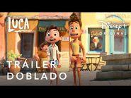 Luca- Tráiler Oficial - Doblado - -PixarLuca