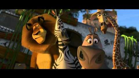 Madagascar 2 - Trailer