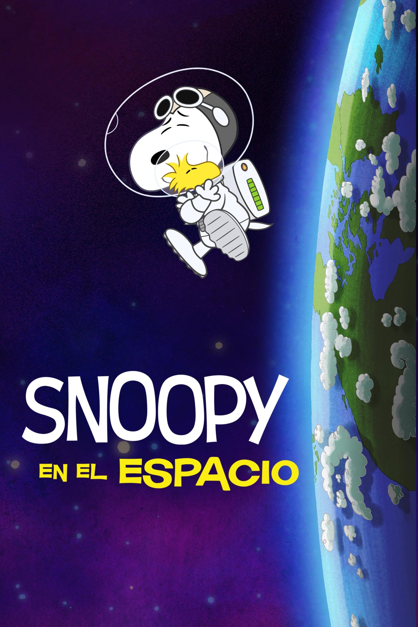 Snoopy el astronauta