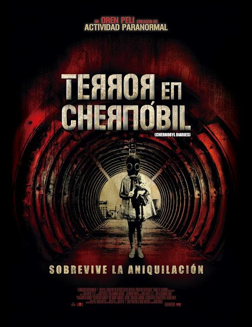 Terror en Chernóbil