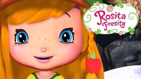 Video para niños★La gran aventura de Pastelito de Manzana★Rosita Fresita Aventuras en Tutti Frutti