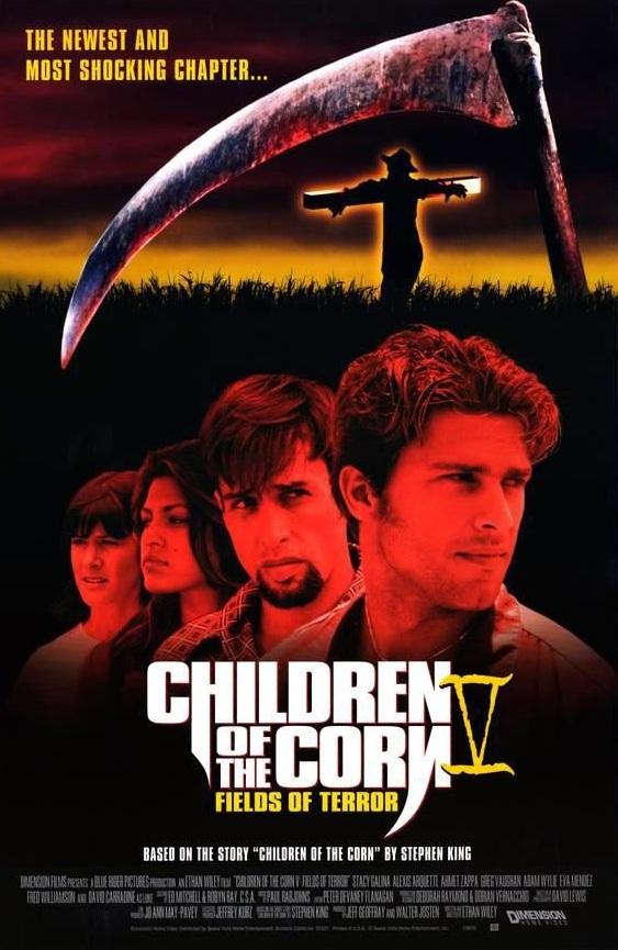 Los niños del maíz V: Los campos del terror