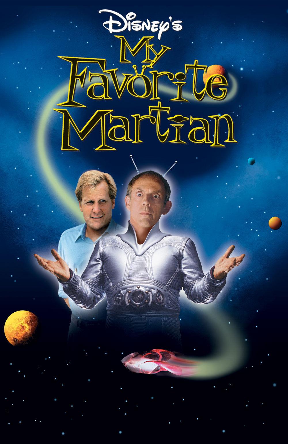 Mi marciano favorito (película)