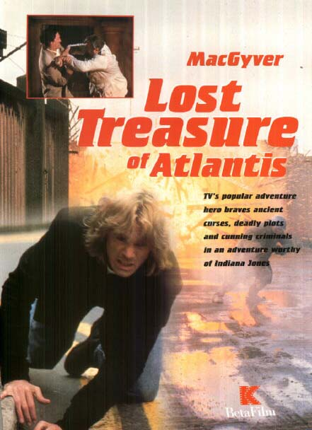 MacGyver: El tesoro perdido de Atlantis