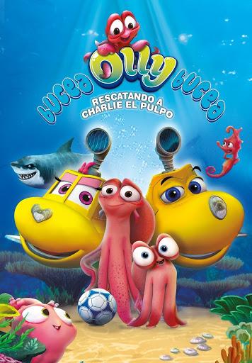 Bucea Olly bucea: Rescatando a Charlie el pulpo