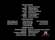 Créditos de doblaje W.I.T.C.H. (Temporada 1)